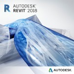 Revit 2018 Commercial New Single-user ELD Quarterly Subscription with Advanced Support SPZD
