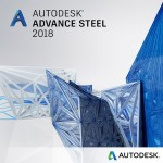 Advance Steel 2018 Commercial New Single-user ELD Annual Subscription with Advanced Support SPZD