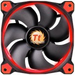 Riing 12 High Static Pressure LED Radiator Fan (3 Fans Pack) - Red