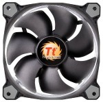 Riing 12 High Static Pressure LED Radiator Fan (3 Fans Pack) - White