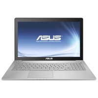 "ASUS Grade A Asus N550JK-DS71T Touchscreen 15.6"" Widescreen Gaming Laptop - Intel Core i7-4700HQ 2.40GHz, 8GB RAM, SATA 2.5"" 1TB HDD, DVD-RW, Windows 10 Pro 64-Bit with Webcam - Refurbished 14-AS-N550JK-DS71T00"