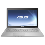 "Grade A Asus N550JK-DS71T Touchscreen 15.6"" Widescreen Gaming Laptop - Intel Core i7-4700HQ 2.40GHz, 8GB RAM, SATA 2.5"" 1TB HDD, DVD-RW, Windows 10 Pro 64-Bit with Webcam - Refurbished"