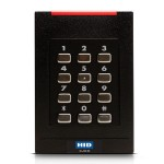 iCLASS SE RK40, Smart Card Reader with Keypad, 13.56 MHz - Black