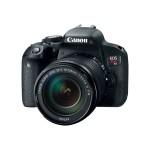 EOS Rebel T7i - Digital camera - SLR - 24.2 MP - APS-C - 3x optical zoom EF-S 18-55mm IS STM lens - Wi-Fi, NFC, Bluetooth