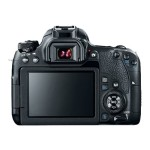 EOS 77D - Digital camera - SLR - 24.2 MP - APS-C - 1080p / 60 fps - body only - Wi-Fi, NFC, Bluetooth