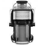 Compact Juice Extractor, Black - Refurbished