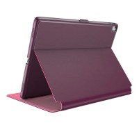 Speck Products Balance FOLIO 9.7-inch iPad Cases (2017) - Fits the new iPad (9.7-inch 2017 model), iPad Pro 9.7-inch, iPad Air, and iPad Air 2 - Syrah Purple/Magenta Pink 90914-5748