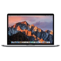 "Apple 15.4"" MacBook Pro with Touch Bar, Quad-Core Intel Core i7 2.6GHz, 16GB RAM, 2TB PCIe SSD, Radeon Pro 460 with 4GB, 10-hour battery life, macOS Sierra, Space Gray (Open Box Product, Limited Availability, No Back Orders) Z0SG26162TBRP460OB"