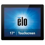"1790L 17"" Open Frame Touchscreen Display (Rev B) - TouchPro PCAP, Clear Surface Treatment, USB, HDMI, VGA & Display Port, Black"
