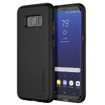 Haven Co-Molded Case With Precision Engineered Suspension Padding Units - for Samsung Galaxy S8+ - Black