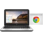 "Smart Buy Chromebook 11 G4 Education Edition Intel Celeron Dual-Core N2840 2.16GHz - 4GB RAM, 16GB SSD, 11.6"" LED HD, 802.11a/b/g/n/ac, Bluetooth, TPM, Webcam, 3-cell 36 WHr Li-ion plus Chrome OS Management Console License"
