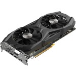 GeForce GTX 1080 Ti AMP Edition Graphics Card - 1569MHz - Boostable to 1683MHz, 3584 CUDA Cores, Pascal Architecture, 11GB of GDDR5X VRAM,  11Gbps Memory Speed, 352-Bit Memory Interface, DisplayPort 1.4, HDMI 2.0b, DVI-D DL