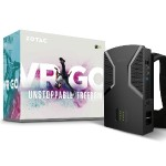 VR GO ZBOX-VR7N70 Intel Core i7-6700T Quad-Core 2.80GHz Mini PC - 16GB DDR4 SODIMM, 240GB M.2 SATA SSD, GeForce GTX 1070 8GB GDDR5 256-bit, Dual Gigabit, 802.11ac/b/g/n, Bluetooth 4.2