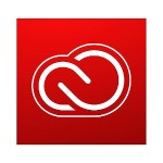 Creative Cloud  with Stock ALL 12 Month Named license (10 assets per month) New Level 1
