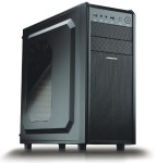 Fulmo-Q Micro ATX, ATX Mid-Tower Case
