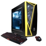 Gamer Master GMA410 - MDT - 1 x Ryzen 5 2600X / 3.6 GHz - RAM 8 GB - SSD 240 GB, HDD 1 TB - GF GTX 1050 Ti - GigE - Win 10 Home 64-bit - monitor: none