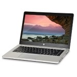 "Elitebook Folio 9470M Ultrabook Core i7-3667U 2.0GHz, 8GB RAM, 180G SSD, NO ODD, 14"" Display, Win 10Pro 64 - Refurbished"