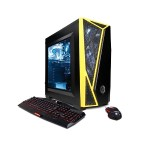 Gamer Master GMA430 Tower AMD Ryzen 5 1500X 3.5GHz Desktop PC - 8GB DDR4 SDRAM, 3TB SATA HDD, AMD Radeon RX 580, Gigabit Ethernet, Microsoft Windows 10 Home 64-bit