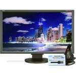 "MultiSync EA275UHD-BK - LED monitor - 27"" - 3840 x 2160 4K UHD (2160p) - AH-IPS - 350 cd/m² - 1000:1 - 6 ms - HDMI, DVI-D, DisplayPort - speakers - with Spyder4 calibration sensor (Open Box Product, Limited Availability, No Back Orders)"