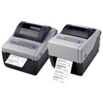 CG 408 - Label printer - thermal paper - Roll (4.2 in) - 203 dpi - up to 236.2 inch/min - USB, LAN (Open Box Product, Limited Availability, No Back Orders)