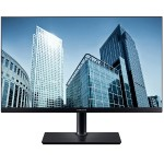 "Samsung SH850 Series 23.8"" QHD (2560x1440) Monitor with USB-C for Business S24H850QFN"