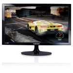 "SD300 Series S24D330H - LED monitor - 24"" - 1920 x 1080 Full HD (1080p) - TN - 250 cd/m² - 1000:1 - 1 ms - HDMI, VGA - black"