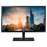 """24"""" SH650 Series LED Monitor for Business"""