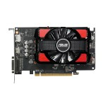 Radeon 4G GDDR5 Graphics-Cards RX 550