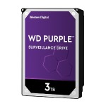 3TB SATA 6Gb/s 5400RPM Purple Surveillance Hard Drive