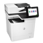 LaserJet Enterprise MFP M633fh - Multifunction printer - B/W - laser - 8.5 in x 33.98 in (original) - A4/Legal (media) - up to 71 ppm (copying) - up to 71 ppm (printing) - 650 sheets - 33.6 Kbps - USB 2.0, Gigabit LAN, USB 2.0 host