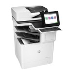 LaserJet Enterprise Flow MFP M632z - Print, Copy, Scan, Fax - Up to 300,000 pages - Up to 1200 x 1200 dpi - Laser - 8.0-in (20.3 cm) Color Graphics Display (CGD) with touchscreen