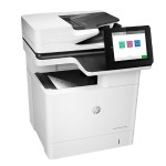 LaserJet Enterprise MFP M632h - Print, copy, scan - Print speed letter: Up to 65 ppm (black) - 2 paper tray (standard); Scan to email; Auto duplex printing; 150-sheet ADF; toner with JetIntelligence - Laser -  Standard (built-in Gigabit Ethernet)