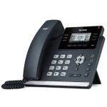 SIP-T42S IP Phone - Skype for Business Edition, 12-Line