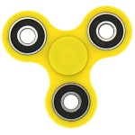 Fidget Spinner Toy Stress Reducer - Yellow
