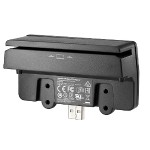 RP7 Single Head POS Bar Code and Magnetic Stripe Readers without SRED
