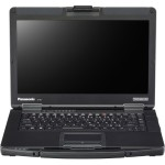 "Toughbook CF-54FX-08VM 14"" LCD Notebook - Intel Core i7 (6th Gen) i7-6600U Dual-core (2 Core) 2.60 GHz - 8 GB DDR3L SDRAM - 512 GB SSD - Windows 10"