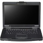 "Toughbook CF-54FP156VM 14"" Touchscreen LCD Notebook - Intel Core i7 (6th Gen) i7-6600U Dual-core (2 Core) 2.60 GHz - 16 GB DDR3L SDRAM - 1 TB SSD - Windows 10 Pro"