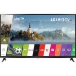 """43"""" Class (43"""" Diag.) - LED - 2160p - Smart - 4K Ultra HD TV - Black"""