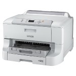 WorkForce Pro WF-8090 - Printer - color - Duplex - ink-jet - A3/Ledger - 4800 x 1200 dpi - up to 34 ppm (mono) / up to 34 ppm (color) - capacity: 330 sheets - USB 2.0, Gigabit LAN, Wi-Fi(n)