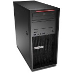 "ThinkStation P320 Tower - Intel Xeon E3-1240 v5 4C/3.5GHz/8MB/80W/DDR4-2133, 1x8GB UDIMM DDR4-2400 Non-ECC, 1x1TB HDD 7.2K 3.5"" SATA6Gbps, NVIDIA Quadro P600 2GB, HH DVD±RW, 250W Bronze Fixed, Windows 10 DG Windows 7 Pro 64"