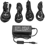 Replacement 12V DC Power Adapter - 12 Volts 5 Amps - Power adapter - AC 100-240 V