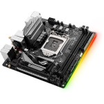 OG STRIX H270I GAMING LGA1151 DDR4 DP HDMI M.2 mini-ITX Motherboard with onboard 802.11AC Wifi, Dual Gigabit LAN and USB 3.0