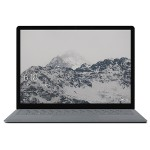"Surface Laptop - 13.5"" Touchscreen LCD - Intel Core i5 (7th Gen) i5-7300U Dual-core (2 Core) 2.60 GHz - 8 GB DDR4 SDRAM - 128 GB SSD - Windows 10 S - Platinum"