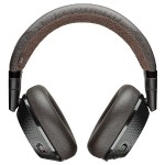BackBeat PRO 2 Headset - Wireless, On-Demand Active Noise Canceling Headphones + Mic - Black/Tan