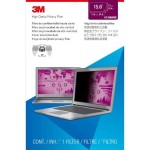 """3M High Clarity Privacy Filter for 15.6"""" Widescreen Laptop - For 15.6""""LCD Notebook"""