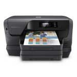 Officejet Pro 8216 - Printer - color - Duplex - ink-jet - A4/Legal - 1200 x 1200 dpi - up to 34 ppm (mono) / up to 34 ppm (color) - capacity: 500 sheets - USB 2.0, LAN, Wi-Fi(n) (Open Box Product, Limited Availability, No Back Orders)