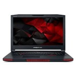 "Predator 17 X GX-792-77BL 17.3"" Gaming Notebook - 3840 x 2160 4K, Intel® Core™ i7-7820HK 2.90GHz Processor, 32GB RAM, 1TB HDD + 512GB SSD, NVIDIA® GeForce® GTX 970M, Win 10 Home"