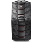Predator G6-710-70004 Intel Core i7-7700K Quad-Core 4.20GHz Gaming Desktop - 16GB RAM, 2TB HDD + 256GB SSD, NVIDIA GeForce GTX1080, Gigabit Ethernet, IEEE 802.11ac, Bluetooth 4.0 + LE, DVD-Writer, Windows 10 Home