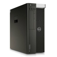 Dell Precision T5600 Intel Xeon E5-2620 6-Core 2GHz Workstation PC - 8GB RAM, 2TB HDD, HD5450, DVD+/-RW, Windows 10 Pro - Refurbished RB-720089835644