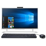 "Aspire C22-720_LusJ3160 - All-in-one - 1 x Celeron N3160 / 1.6 GHz - RAM 4 GB - HDD 500 GB - HD Graphics 400 - GigE - WLAN: 802.11a/b/g/n/ac, Bluetooth 4.2 - Win 10 Home 64-bit - monitor: LED 21.5"" 1920 x 1080 (Full HD)"